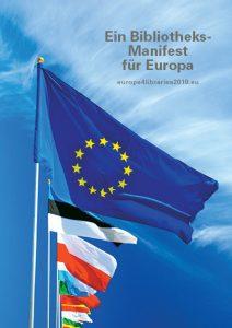 Ein Bibliotheks-Manifest für Europa