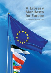 A Library Manifesto for Europe